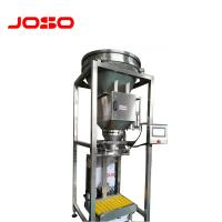 China polythene poly plastic pouch bag packing machine powder filler sealer sewing machine whole packing system on sale