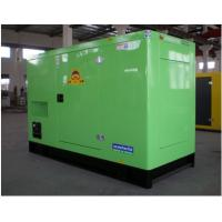Buy cheap 20kw/25kVA silent diesel generator set powered by Ricardo K4100D engine from wholesalers