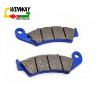 Buy cheap Ww-5147 Crm-250r/XL-200 Motorcycle Front Disc Brake Pad from wholesalers