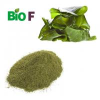 Buy cheap Seaweed Organic Kelp Extract Powder Low Calories 80% Fucoxanthin Anti - Proliferation from wholesalers