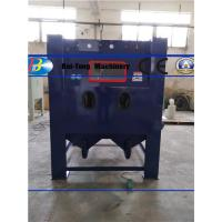 Buy cheap Surface Treatment Big Sand Blasting Cabinet , Pressure Blast Cabinet Eco Friendly from wholesalers