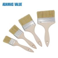 Buy cheap Wood Handle Natural Bristle Paint Brush Epoxy Glue For Decoration Painting from wholesalers