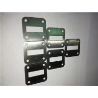 Buy cheap Less Material Sheet Metal Stamping Dies, Punching Stamped Steel PartsRoof Panel Clip from wholesalers