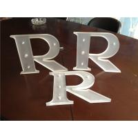 Buy cheap Professional Clear 3d Acrylic Display Holders OEM / ODM For Acrylic Letters product
