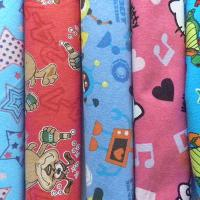 Buy cheap 100% Cotton Flannel Fabric from wholesalers