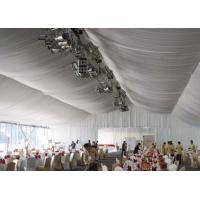 Buy cheap A Frame Structure Large Canopy Tent , Folding Outdoor Canopy Tent With Sides from wholesalers