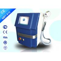 Buy cheap Portable1064 532nm High Energy Clinic Q Switched Nd YAG Laser Tattoo Removal Machine from wholesalers