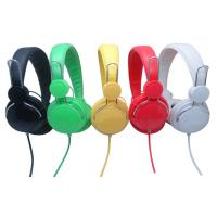 Buy cheap Wired CVC Cheap Bluetooth Headsets For Home Noise Cancelling CE ROHS from wholesalers
