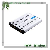 Buy cheap Digital Camera Battery Pack LI-42B LI-40B For OLYMPUS FE-230 FE-240 from wholesalers