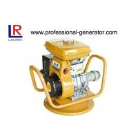 Buy cheap Low Noise Gasoline / Petrol Vibrating Plate Compactor with 45mm Hose Shaft / Recoil Starter product