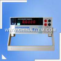 Buy cheap Digital Resistance Bridge Measurement DC Tester from wholesalers