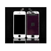 Buy cheap White Iphone 5 Lcd Phone Replacement Screen Original Professional from wholesalers