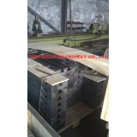Buy cheap Cast Iron Sole Plate  Finishing Paper Machine Used for Paper Making from wholesalers