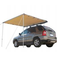 Buy cheap 2016 Aluminum Frame Car Side Awning Tents Sun Shelter from wholesalers