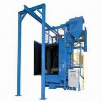 Buy cheap Hook-type Shot-blasting Cleaning Machine with Low Noise from wholesalers