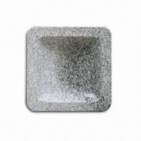 Buy cheap Granite Bird Feeder, Customized Designs are Welcome from wholesalers