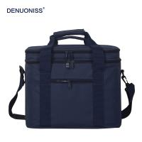 Buy cheap high quality promotional recycle beach tote ice cooler bag wholesale for ice cream from wholesalers