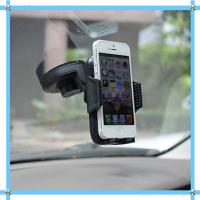 Buy cheap Windscreen Car Mount Stand Holder Cradle For iPhone 4G /4S/ 5G/ smartphone cell phone GPS MP3 MP4,SAMSUNG from wholesalers