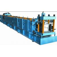Buy cheap Hydraulic Highway Guardrail Forming Machine Equipment for 3mm thickness from wholesalers