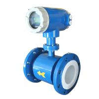 Buy cheap High temperature Type Electromagnetic Flow Meter product