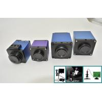 Buy cheap Industrial Inspection HDMI HD Microscope Measurement Camera with SD Card 1080P from wholesalers