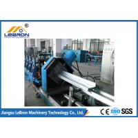 Buy cheap 2018 new type  Z purlin roll forming machine made in china PLC control automatic from wholesalers