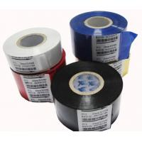 Buy cheap Black 30mm*100M Hot Stamping Ribbon To Print Batch-number from wholesalers