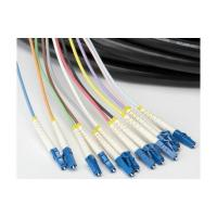 Buy cheap SM/MM UPC/APC LC Fiber Optic Cable , Multimode Fiber Patch Cord For Outdoor / Indoor from wholesalers
