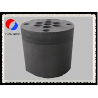 Graphite Insulation Board Rayon Based , Insulation Felt For Sapphire Industrial Furnace