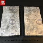 Buy cheap Customized Aluminium Master Alloy AlIn10 AlIn Ingot Additive from wholesalers