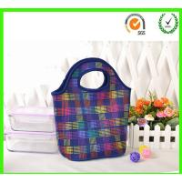Buy cheap 2016 Hot Selling Newest neoprene lunch tote bag new style picnic bag from wholesalers