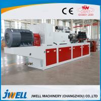 Buy cheap Window Pvc Profile Manufacturing Machine , Polymer Extrusion Machine Non Pullution from wholesalers