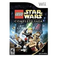 China LEGO Star Wars: The Complete Saga (Wii, 2007) on sale