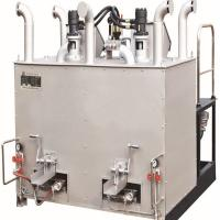 Buy cheap Double cylinder hydraulic hot melt kettle XDYF-750kg×2 product