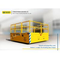 Buy cheap Industrial Climbing Ability Automated Guided Vehicles / Material Transfer Trolley from wholesalers