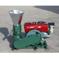 Buy cheap Diesel engine driven pellet press for home using from wholesalers
