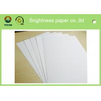 Buy cheap Recycled Jewellery Boxes Paper Sheet , Coated Board Paper Folding Resistance from wholesalers