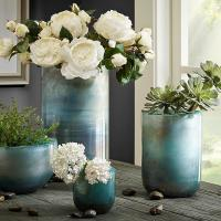 Buy cheap Fashion beautiful glass bowl vases wholesale from wholesalers