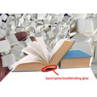 Buy cheap Spine  Hot Melt Glue Pellets For Book Binding Excellent Bonding Strength High Temperature from wholesalers