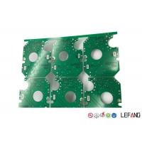 Buy cheap Green Solder Mask Double Layer PCB Board 1OZ Copper Thickness HASL Surface Treatment product