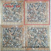 Buy cheap pebble stone ceramic tiles from wholesalers