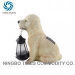 Buy cheap Fashion Outdoor Solar Dog Lights , Animal Solar Lights For Garden Lighting from wholesalers