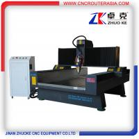 Buy cheap Heavy duty marble granite stone CNC Router ZK-9015 900*1500mm with NcStudio controller from wholesalers