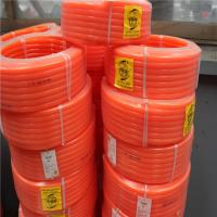 Buy cheap Smooth Polyurethane Round Belt High Tensile Strength Diameter 15mm from wholesalers