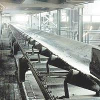 Buy cheap Oil Resistance NBR Rubber Conveyor Belt , High Initial Modulus from wholesalers