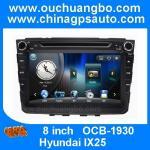 Buy cheap Ouchuangbo car audio DVD gps radio for Hyunai IX25 support BT MP3 USB Russian menu from wholesalers