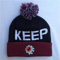 Buy cheap Cheap 2014new eyes Beanies WinterCap Men Hat Knitted hatshiphopFashion chapeu For Women be from wholesalers