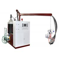 China 380V 50HZ 3 Phase Low Pressure PU Foam Injection Machine Leak Proof Structure on sale