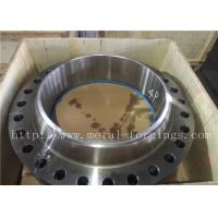 Non-Standard  Or Customized Stainless Steel Flange PED Certificates ASME / ASTM-2013