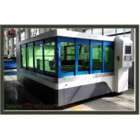 Buy cheap High Speed Fiber Optic Laser Cutter , Metal Sheet Laser Cutting Machine from wholesalers